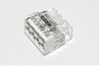 Wago 2273-208 harmaa push-in tyyppinen 8-johtiminen kompakti haaroitusliitin *uusi*