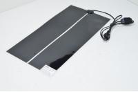 28W 1,75kΩ 230V 30-35°C lämpömatto tehonsäätimellä 530x280mm, Europlugi CEE 7/16, 1.4m kaapeli *uusi*