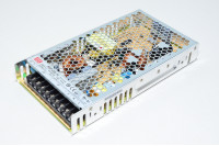12VDC 16,7A 200,4W ulostulo, 100-240VAC 1,3-2,5A sisääntulo Mean Well RSP-200-12 hakkurivirtalähde tehokertoimen korjauksella, ruuviterminaalit *uusi*