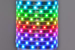 Worldsemi HC-F5V-30L-30LED-B-IP60 WS2812B 5VDC 45W 30LED/m IP60 flexible digital LED strip, 5m reel *new*